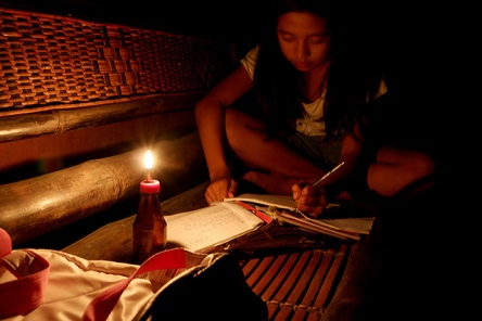 mindanao power shortage