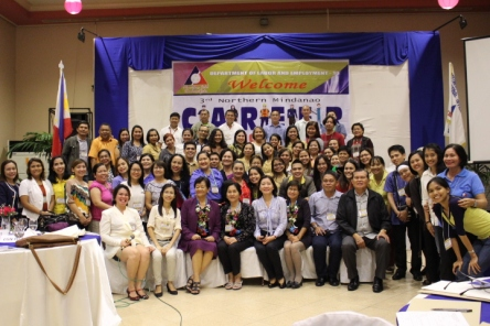 PIA Northern Mindanao - DOLE 3rd Career Advocacy Congress in CDO11