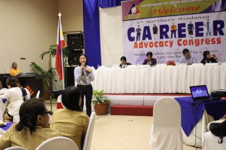 PIA Northern Mindanao - DOLE 3rd Career Advocacy Congress in CDO7
