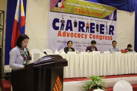 PIA Northern Mindanao - DOLE 3rd Career Advocacy Congress in CDO8