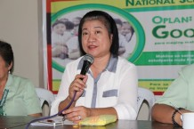 PIA Northern Mindanao - DOH Dewroming 2016 Dr. Daba