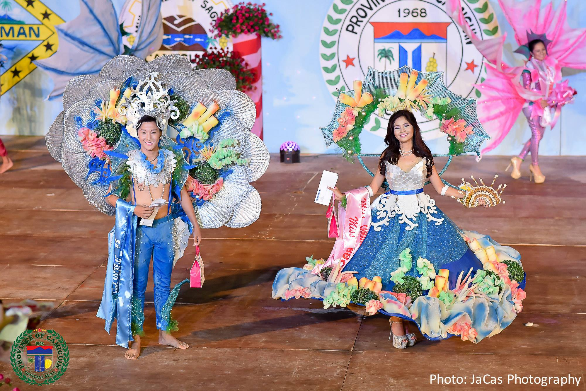 pia northern mindanaotriumphs spell camiguin s 48th founding