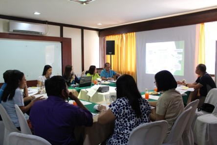 PIA Northern Mindanao - NNC meeting for MELLPI2