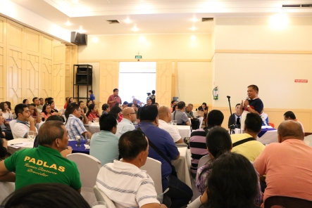 DOLE 10 regional consultation end of contractualization.JPG