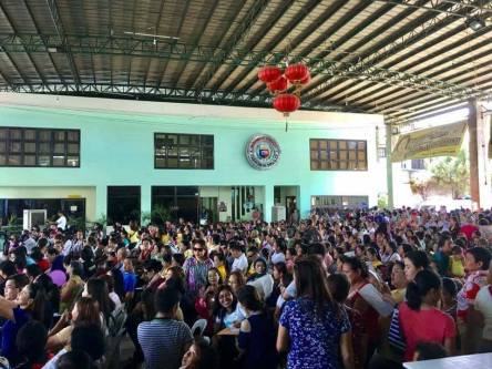 brgy assembly carmen 2