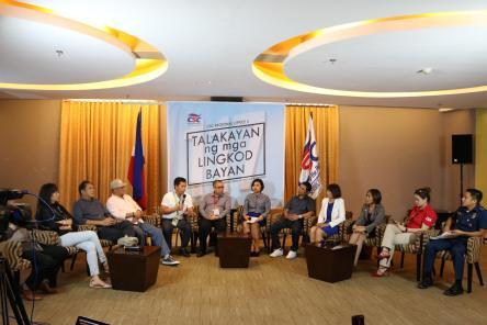 CSC Talakayan ng Mga Lingkod Bayan