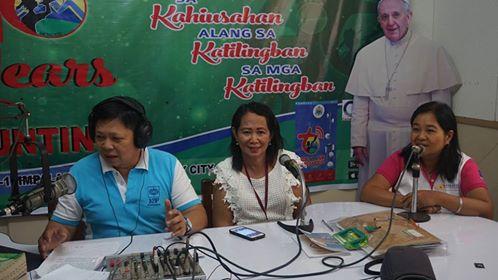 NFA PIO MSSM radio program guests_NFA 10 RD Fernando Nunez live on phone-patch