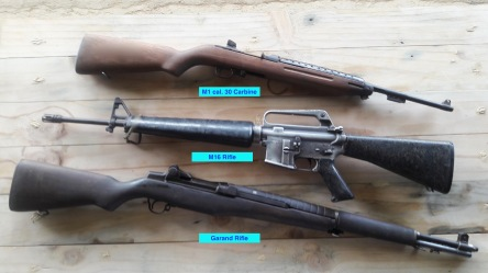 Firearms and ammunition surrendered in 8th IB on 02 November 2017.jpg